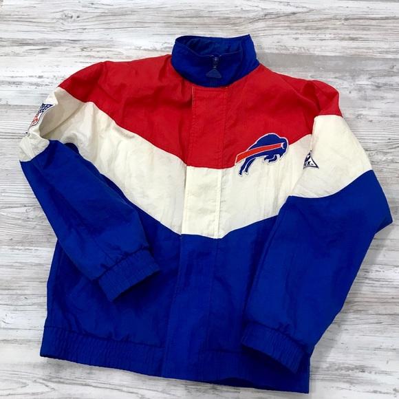 b206b773 VTG Buffalo Bills Jacket
